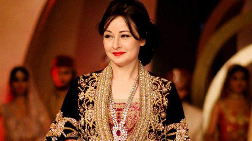 Bollywood Cast - Talented Pakistani Actors in India 168 Zeba Bakhtiar Hair