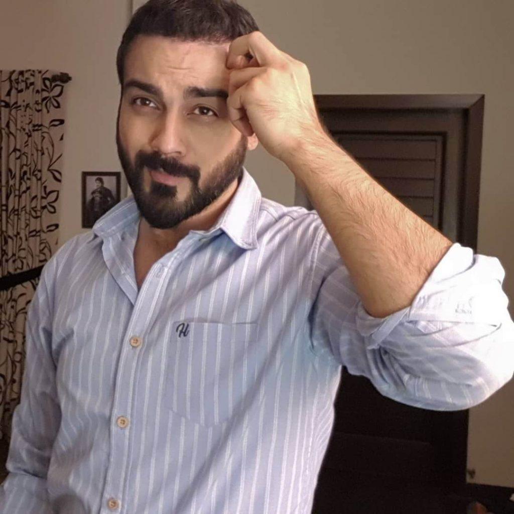 Chupke Chupke Cast Arsalan Naseer
