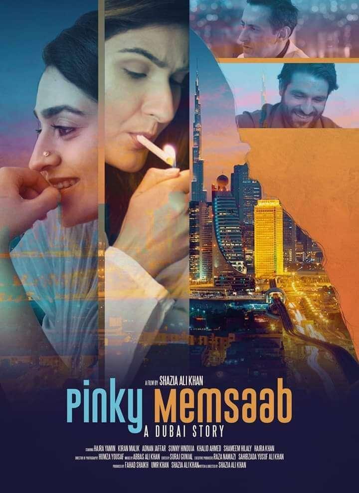 Pinky Memsaab Pakistani Movie on Netflix