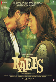 Bollywood Cast - Talented Pakistani Actors in India 124 raees 43898 2