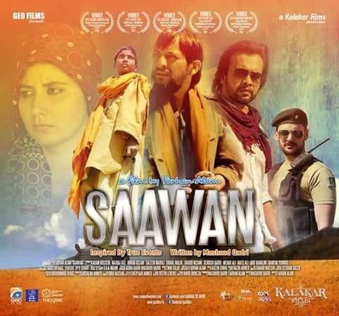 Saawan Pakistani Movie on Netflix