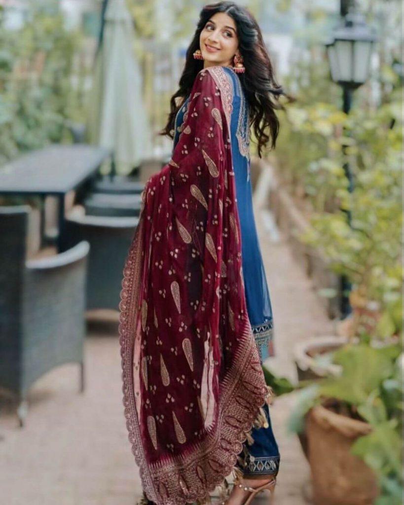Mawra Hocane Eid Dress